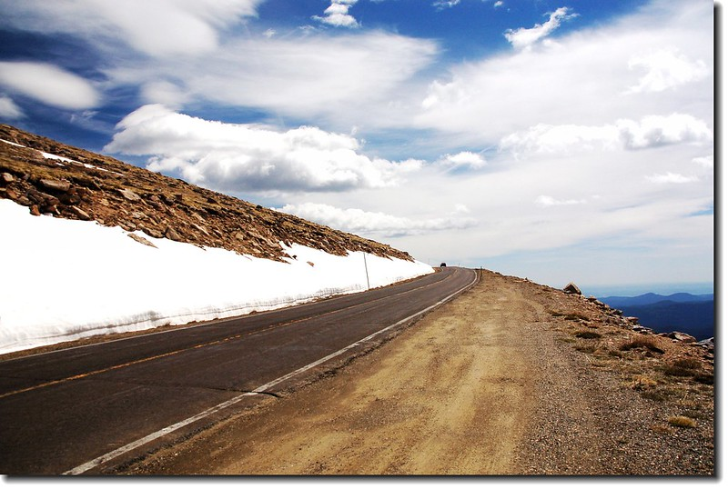 Mount Evans Scenic Byway 1