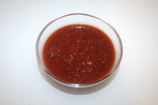 12 - Zutat Salsa-Sauce / Ingredient salsa sauce