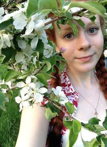 Екатерина Попова, г. Заречный, 17 мая 2014 года