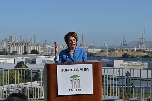 Turning to the Progress of Hunters View