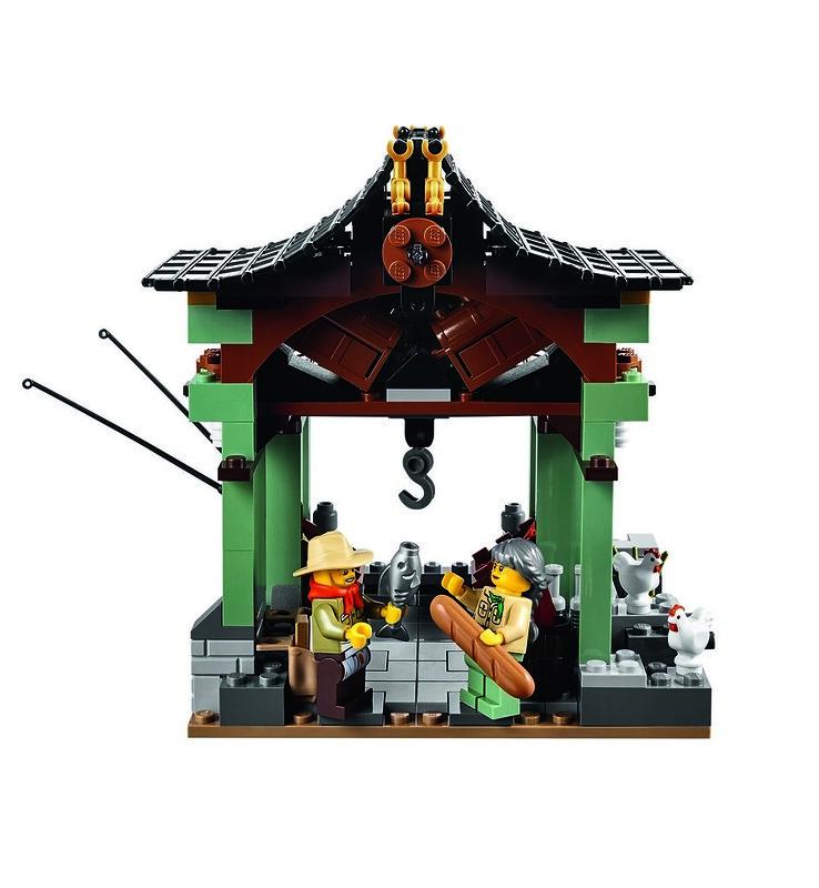 LEGO Ninjago 70751 - House