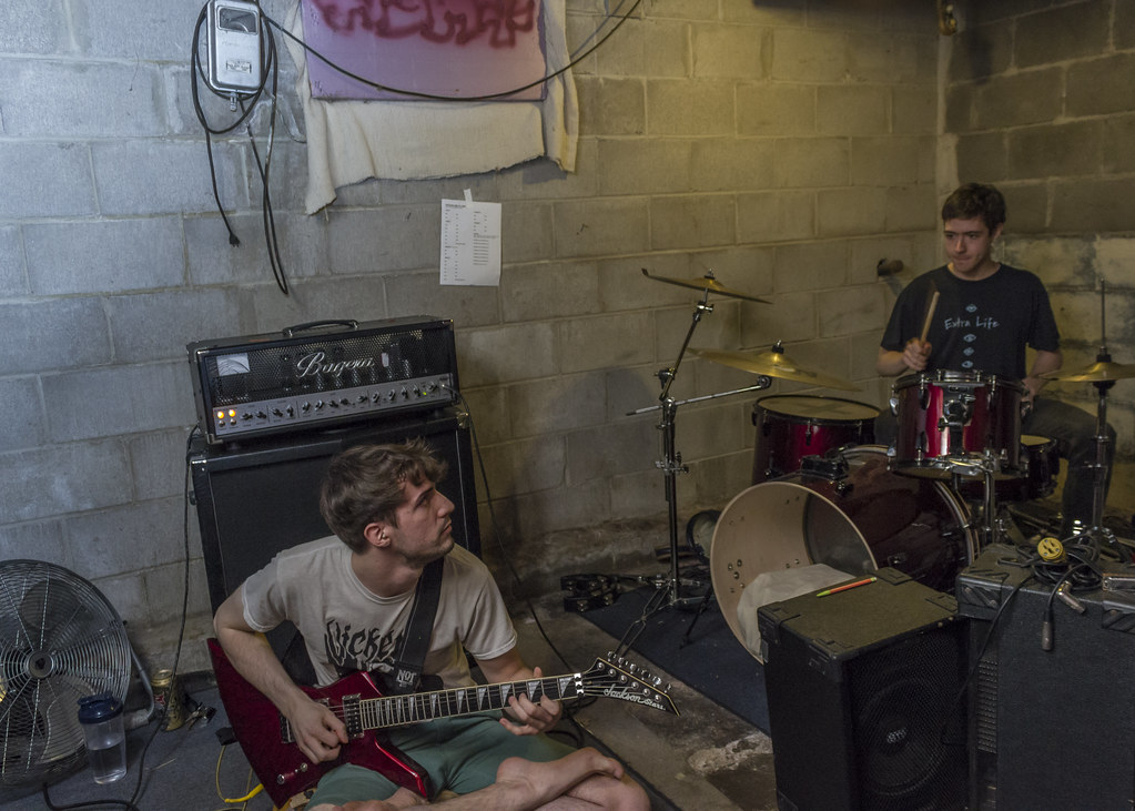 Avant Bard and Gnawstic at Treehouse | July 9, 2015