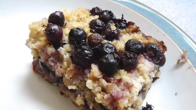 Baked Oatmeal 9