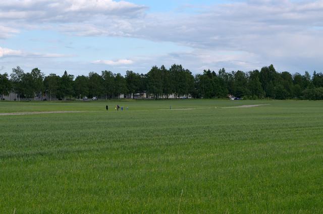 Kantola Event Park   Visamäen parkkipaikka