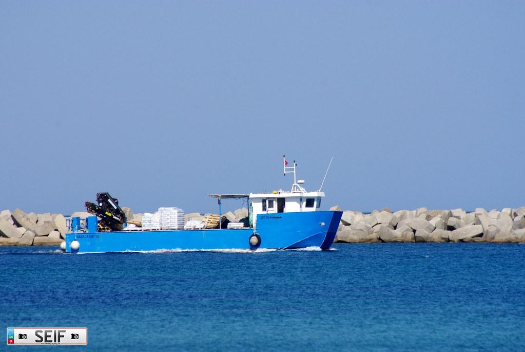 Boat HAMADA 1097 TG Tunisia 2015