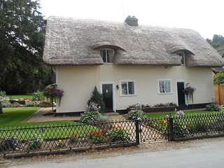Bedford Ride 2015 Old Warden cottage