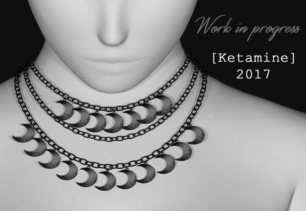 New Necklace WIP - SecondLifeHub.com