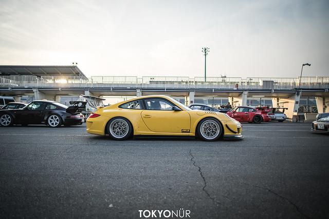 Checkshop 911 GT3 // idlers 2017 Rd.1 Tsukuba Circuit