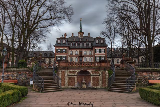 Bolongaropalast - Frankfurt - Höchst