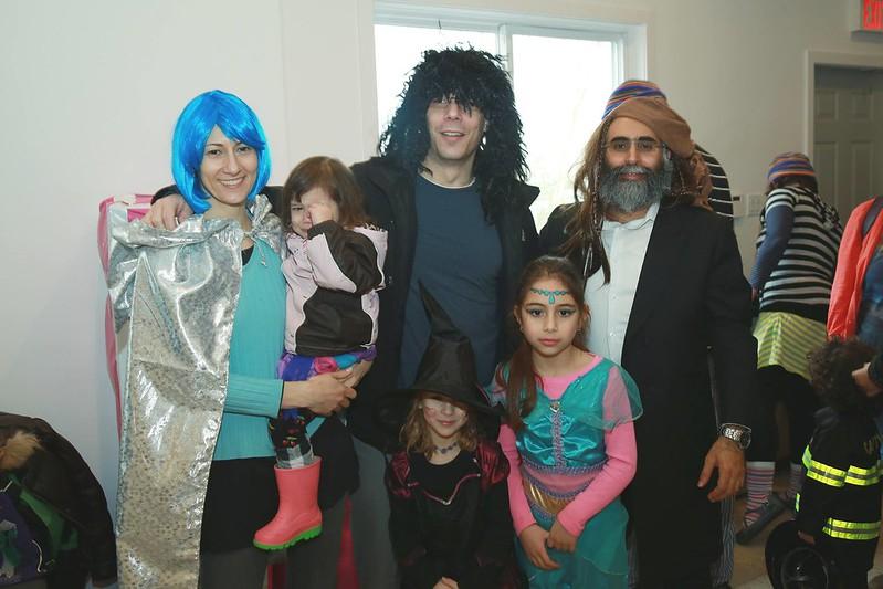 Purim Family Brunch 2017