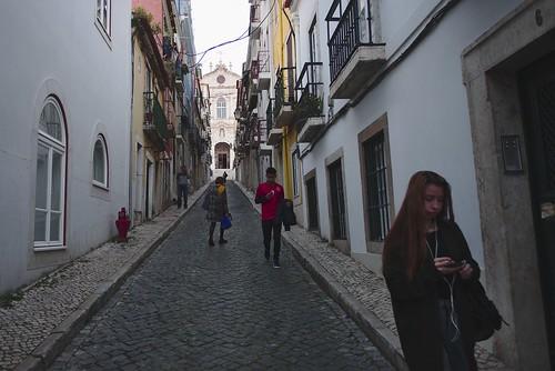 #street #lisbon #bairroalto #t3mujinpack
