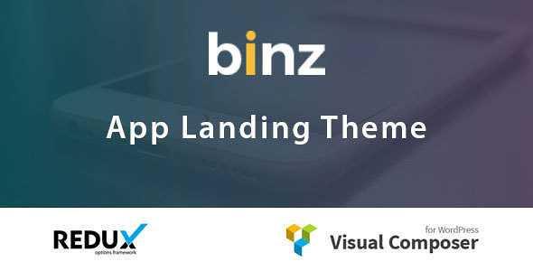 Binz WordPress Theme free download