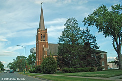 AITKIN, MN--St. John's Lutheran Church