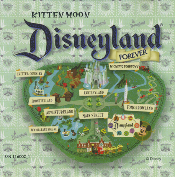 My Disneyland Forever CD