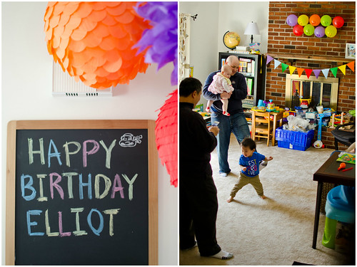 Elliot's 2nd Birthday