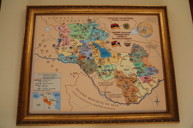 khám phá armenia