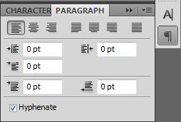 paragraph-panel