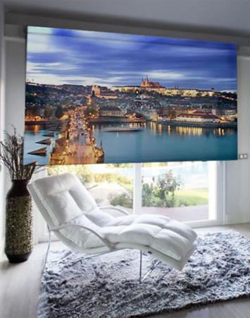 Estores decoraci n con fotos paisajes ref 498848 - Estores con fotos ...