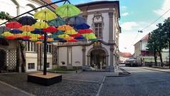 Maribor umbrellas