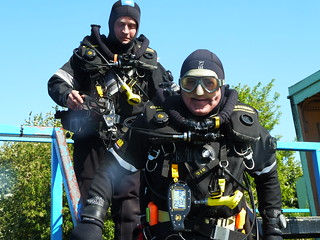 nick and neil with rebreathers