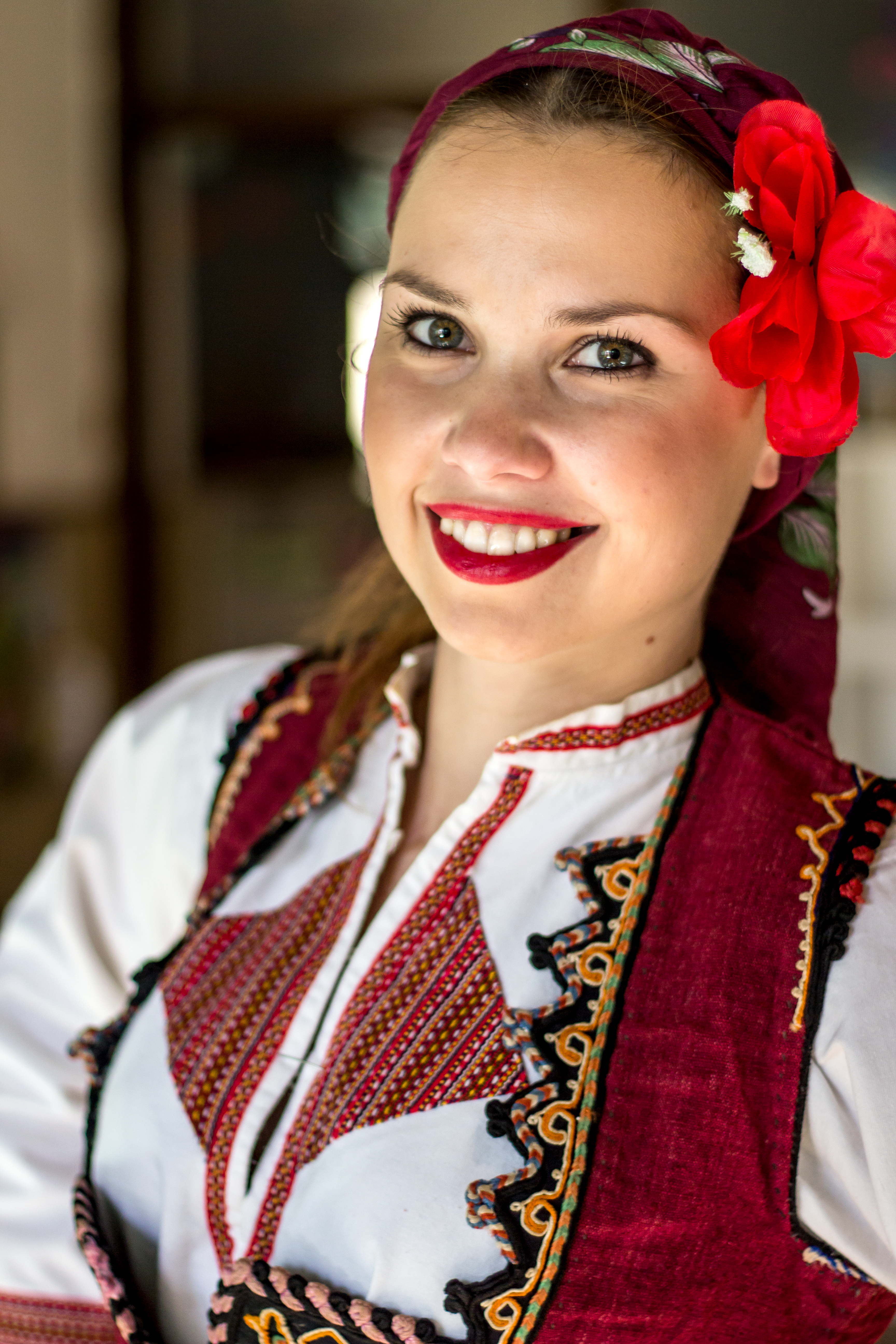 macedonian girl