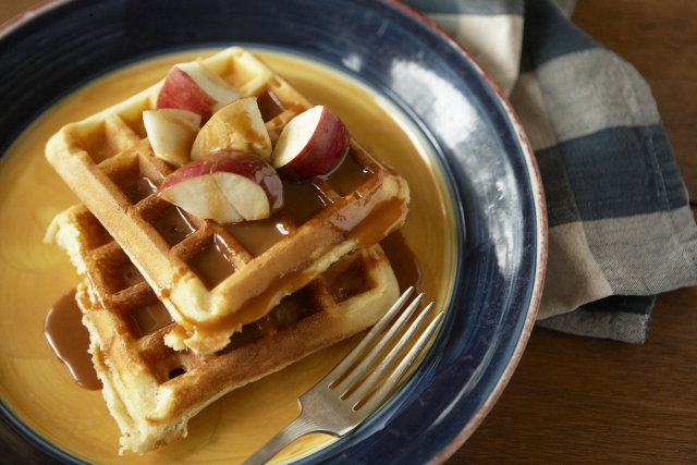 waffle toad in the hole taza toad in a hole waffle my love of the ...