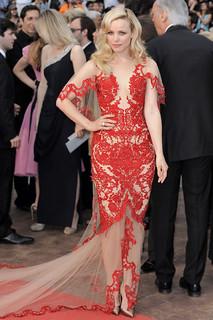 Rachel McAdams Sheer Dress Celebrity Style Women's Fashion