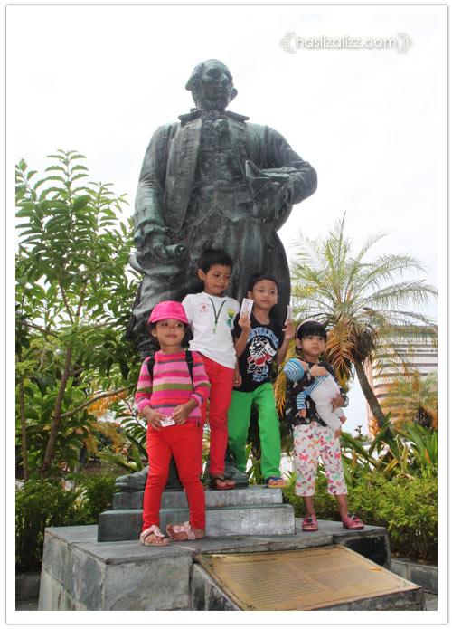 9142606077 a54d715c20 o Melawat Fort Cornwallis di Padang Kota Pulau Pinang