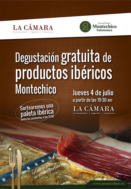 cartel evento montechico