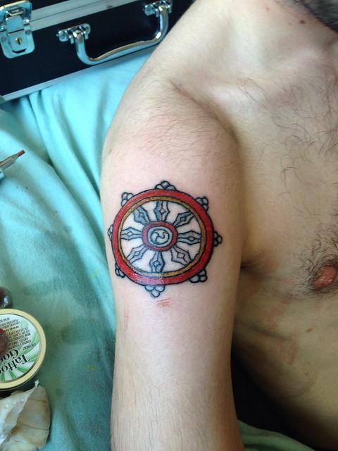 Wheel of samsara updated   Flickr - Photo Sharing!