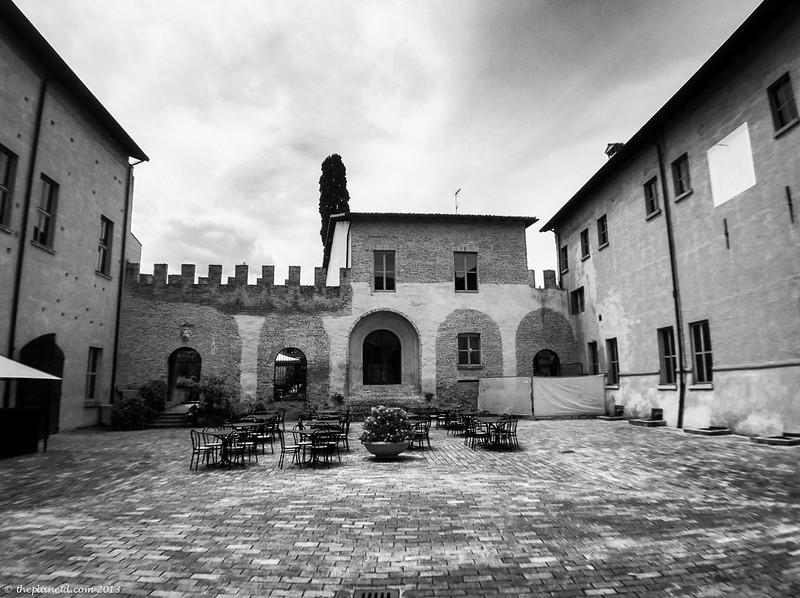 Spezzano Castle Maranello