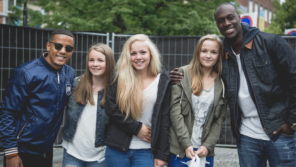 møte jenter Trondheim