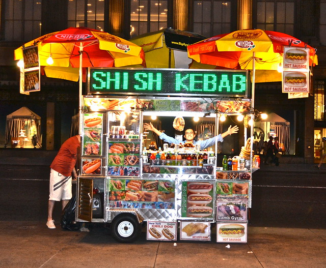 9260464560 94beba443c z Street Food in NYC   What Are You in the Mood to Eat?