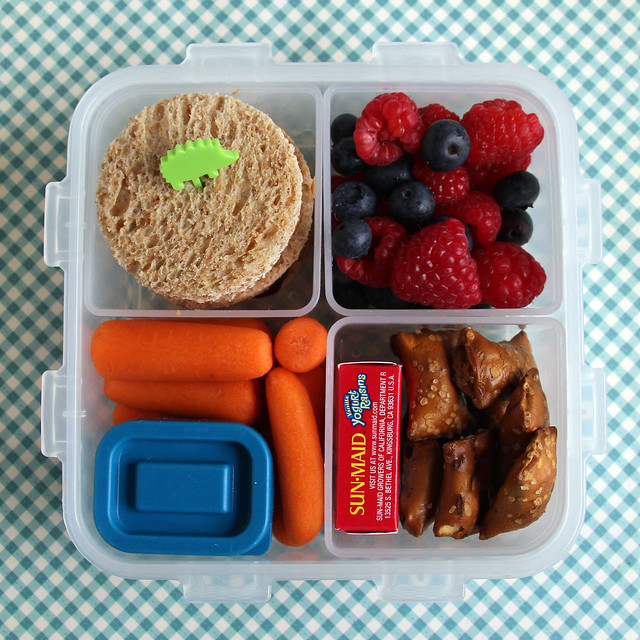 Preschool Hedgehog Bento #479