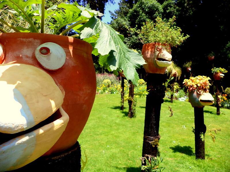 Jardin des Plantes, Totémiques par Claude Ponti