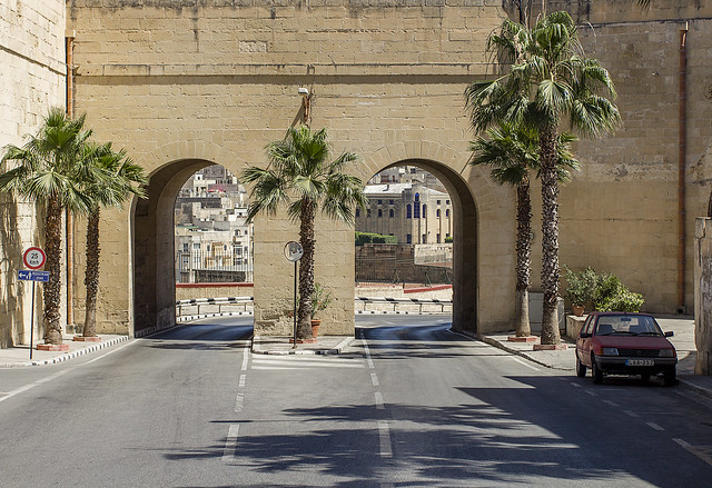 L-Isla City Gate - Malta