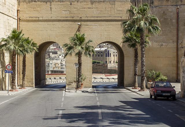 L-Isla City Gate - Malta