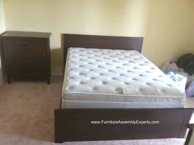 ikea brusali bed assembly service in forestville md. Black Bedroom Furniture Sets. Home Design Ideas