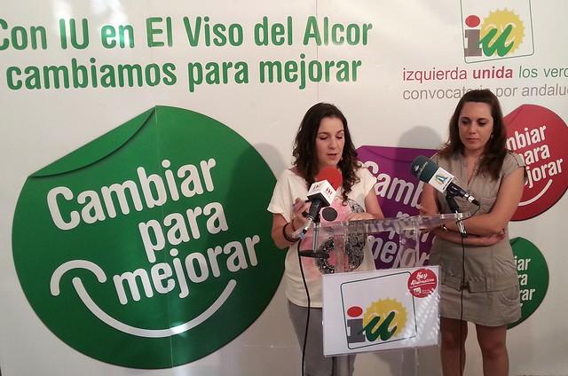 Rueda de prensa sobre el Decreto Ley andaluz contra la exclusión social