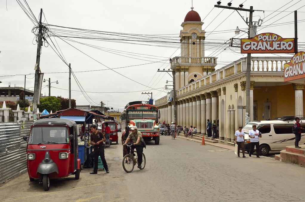 Patzun Plaza Hotel Guatemala