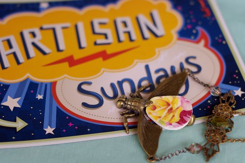 July 2013 Artisan Sunday
