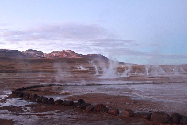 Geysers del Tatio / San Pedro de Atacama