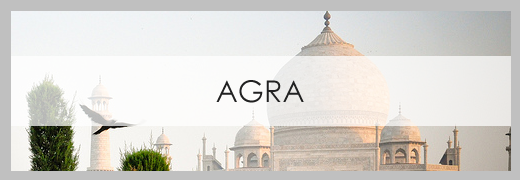 Agra, India via Brooklyn Limestone
