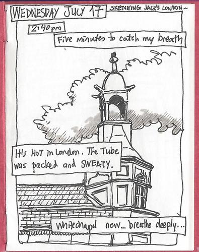 sketching jack's london p1 sm