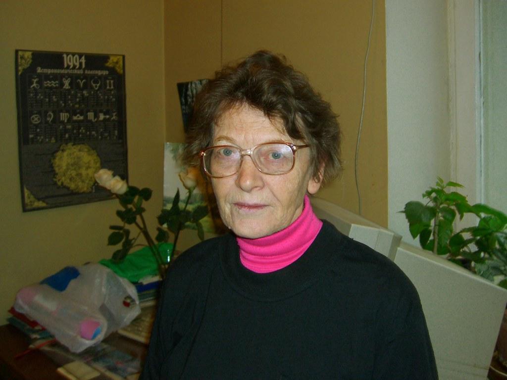 Raisa I. Noskova, SAI MSU