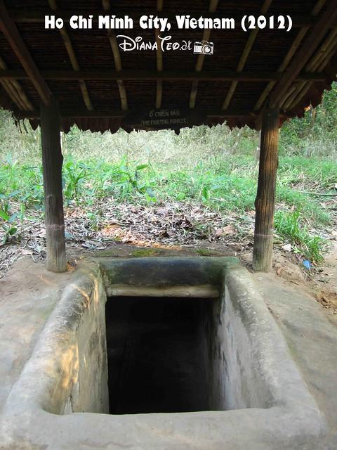 Cu Chi Tunnel 10
