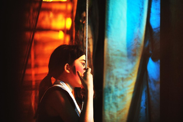 Farewell my concubine - Cinematic Street Photography