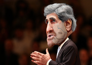 John Kerry - Saving Face