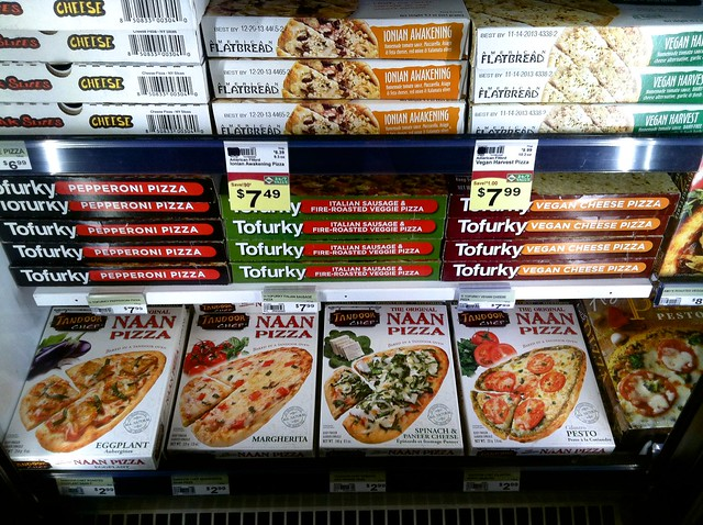frozen pizzas for all diets