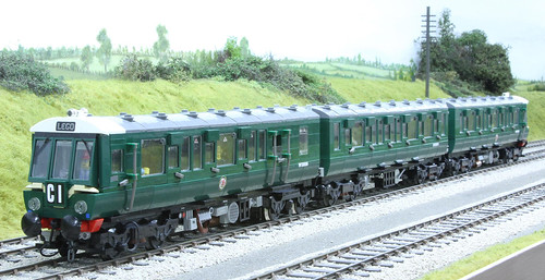 LEGO class 116 DMU DCC at PW's HiDef